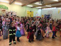 Groovy Halloween Dance